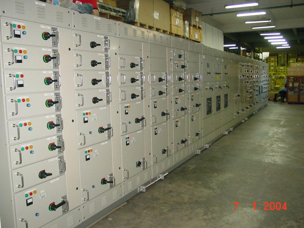 400VAC LV MCC for CPECC - GNPOC Project