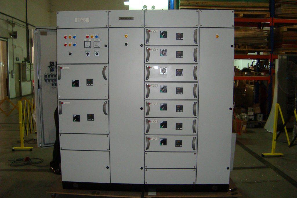 415V LV Motor Control Center for Senoko Power Station