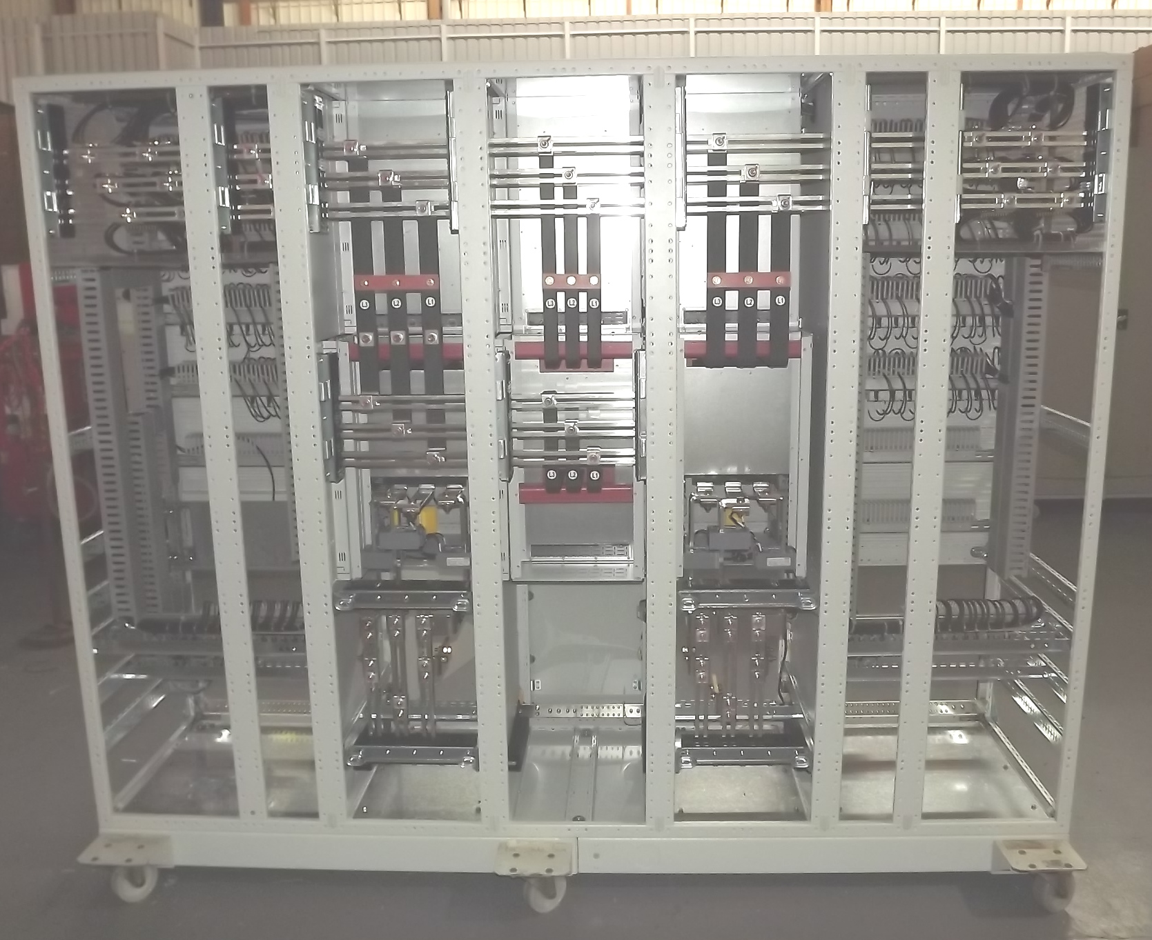 MIEFE IEC61439 MTM Main Distribution Panel, Cubic Modular Design