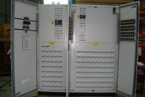 MIEFE SMOE Halfdan Phase IV Main Panel, DNV & CE Certified design