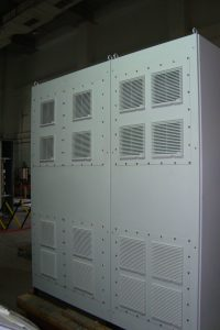 MIEFE SMOE Halfdan Phase IV Main Panel, CE Certified design